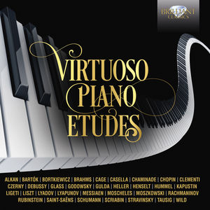 Virtuoso Piano Etudes