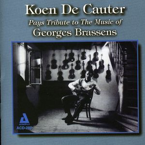 Pays Tribute to the Music of George Brassens