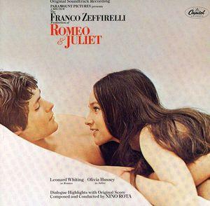 Romeo and Juliet (Original Soundtrack)