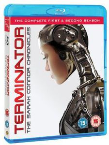 Terminator: Sarah Connor Chronicles-Series 1&2 [Import]