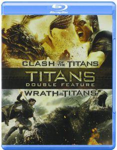 Clash of the Titans /  Wrath of the Titans [Import]