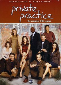 Private Practice: The Complete Fifth Season