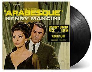 Arabesque (Original Soundtrack) [Import]