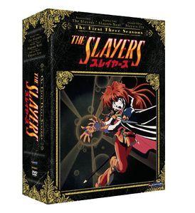 Slayers: Seasons 1-3