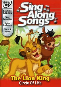 Lion King: Circle of Life Sing Along Songs