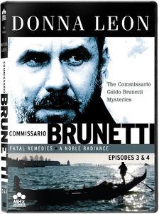 Donna Leon's Commissario Guido Brunetti - 3 & 4