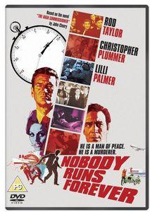 Nobody Runs Forever [Import]