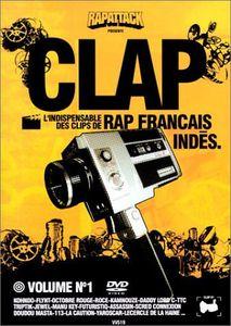 Vol. 1-Clap: Clips de Rap Francais [Import]