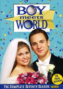 Boy Meets World: Season 7 [Full Frame] [3 Discs]