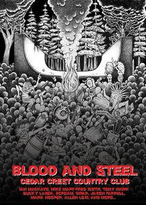 Blood & Steel: Cedar Crest Country Club