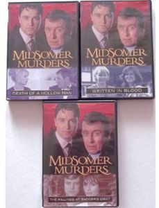 Midsomer Murders Club Set 1