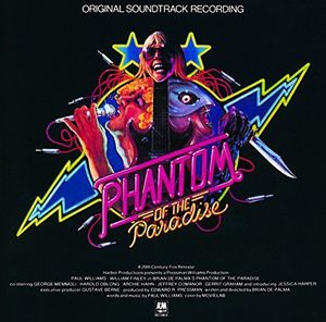 Phantom of the Paradise (Original Soundtrack) [Import]