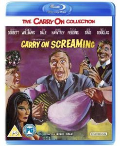 Carry on Screaming [Import]