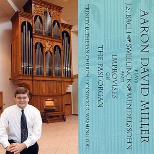 Plays & Improvises on the Pasi Organ