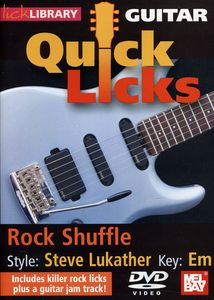 Quick Licks: Dimebag Darrell Thrash Metal - Key: E