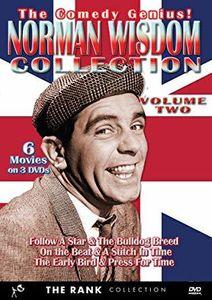 Norman Wisdom Comedy Collection Vol 2