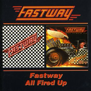 Fastway /  All Fired Up [Import]