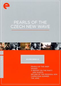 Criterion Collection: Eclipse 32 - Pearls Of Czech New Wave