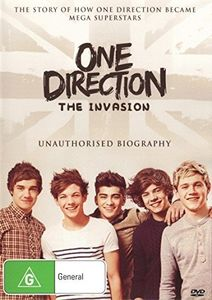 One Direction (Unauthorised Bio)-The Invasion [Import]