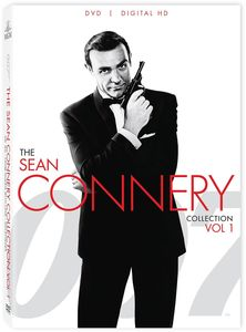 The Sean Connery Collection: Volume 1