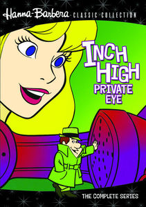 Inch High Private Eye: The Complete Series