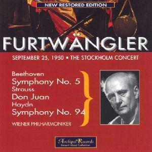 Sym 5 + Strauss