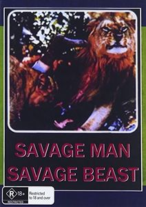 Savage Man Savage Beast [Import]