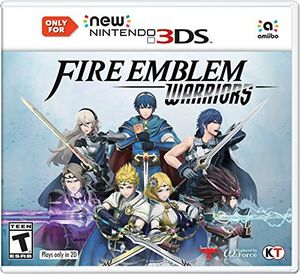 Fire Emblem Warriors for New Nintendo 3DS