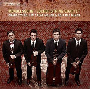 String Quartets Nos. 1 & 4
