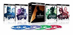 Batman 4k Film Collection