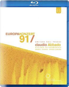 Europakonzert 1991 from Prague