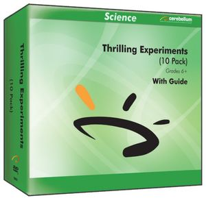 Thrilling Experiments Series