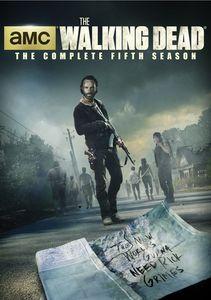 The Walking Dead: The Complete Fifth Season