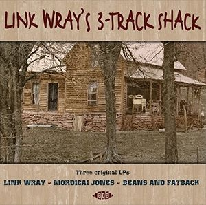 Link Wray's 3-Track Shack [Import]