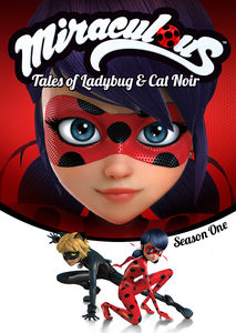 Miraculous: Tales Of Ladybug And Cat Noir - Season One