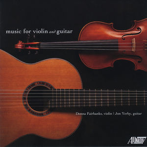 Music for Violin & Guitar