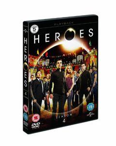 Heroes-Complete Series 4 [Import]