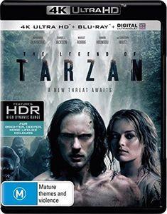 The Legend of Tarzan [Import]