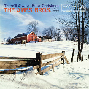 There'll Always Be A Christmas