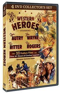 Western Heroes (4 DVD Collector's Set)