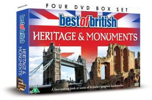 Best of British Monuments & Heritage [Import]