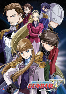 Mobile Suit Gundam Wing 2