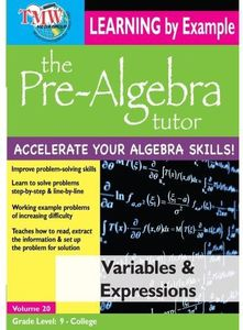 Variables & Expressions