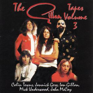 Gillan Tapes 3 [Import]