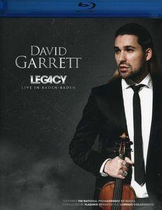 David Garrett: Legacy: Live in Baden-Baden