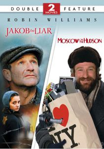 Robin Williams Double Feature Jakob the Liar /  Moscow on Hudson