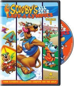 Scooby's All Star Laff-A-Lympics: Volume 1