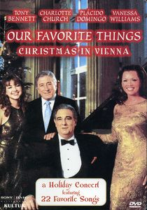 Our Favorite Things: Christmas in Vienna