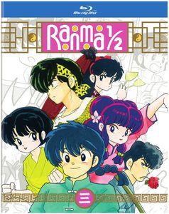Ranma 1/ 2 - TV Series Set 3 (Standard Edition)