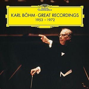 Karl Bohm Great Recordings 1953-1972